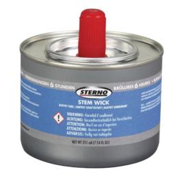 Sterno brandpasta - 6 branduren - 12 stuks