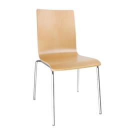 Beuken horeca stoel - per 4 stuks