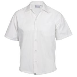 T-Shirt Heren Wit - Chef Works Cool Vent - 4 maten beschikbaar