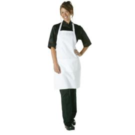Witte schort - Chef Works - Unisex