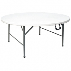 Bolero inklapbare ronde tafel 1,5(Ø)m