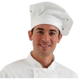 Witte Koksmuts - Chef Works - Universele maat