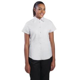 Dames T-Shirt Wit - Chef Works Cool Vent - Beschikbaar 4 maten