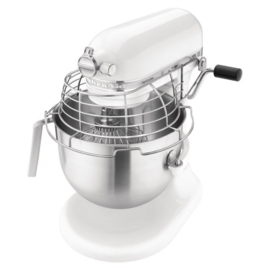 KitchenAid Mixer - Heavy Duty Pro - Wit - 6,9 Liter
