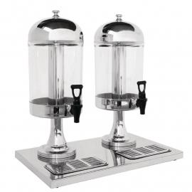 Olympia dubbele drankdispenser voor koude dranken