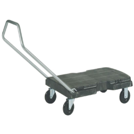 Multifunctionele Trolley met handvat - Rubbermaid - Tot 181KG