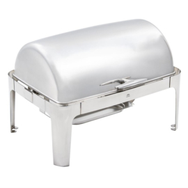 Chafing Dish RVS - Rolltop model - 9 liter