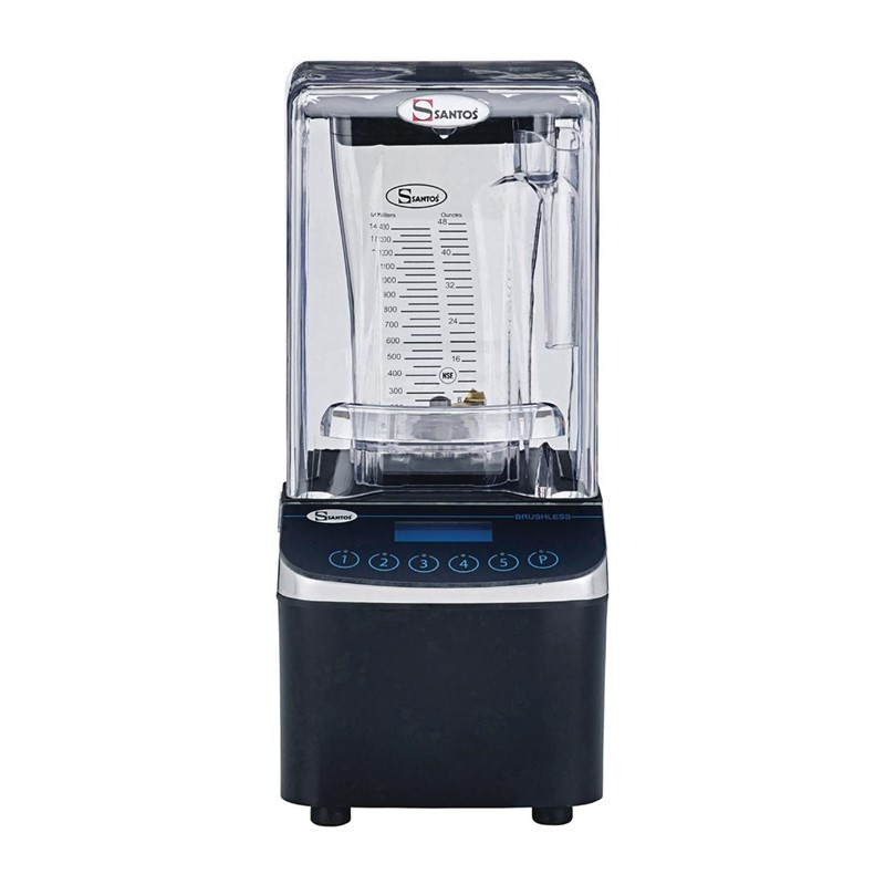 Stille bar blender - 2,4 Liter - 1500Watt