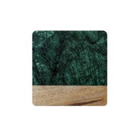 Dassie coasters Makrana green (set of 4)