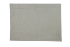 Linen & More placemat Indy ivoor