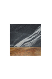 Dassie coasters Makrana marble grey (set of 4)