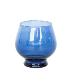 UNC windlicht Sodalite Blue