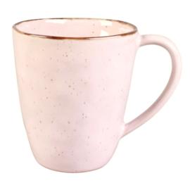 Kitchen Trend rechte mok Stone roze