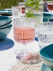 Gusta wijnglazen (set van 4)
