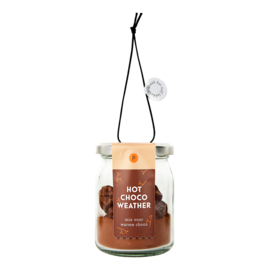 Pineut Hot Chocolat