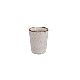 Kitchen Trend espressokopje Stone creme