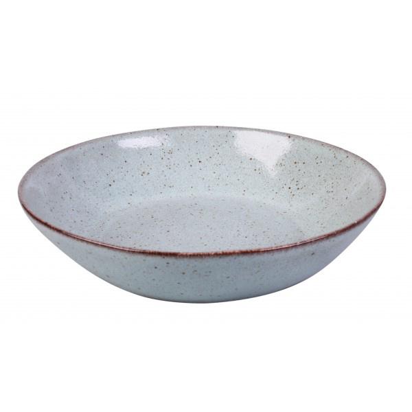 Kitchen Trend diep bord Stone zeegroen