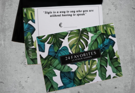 GIFT CARD - 15 euro
