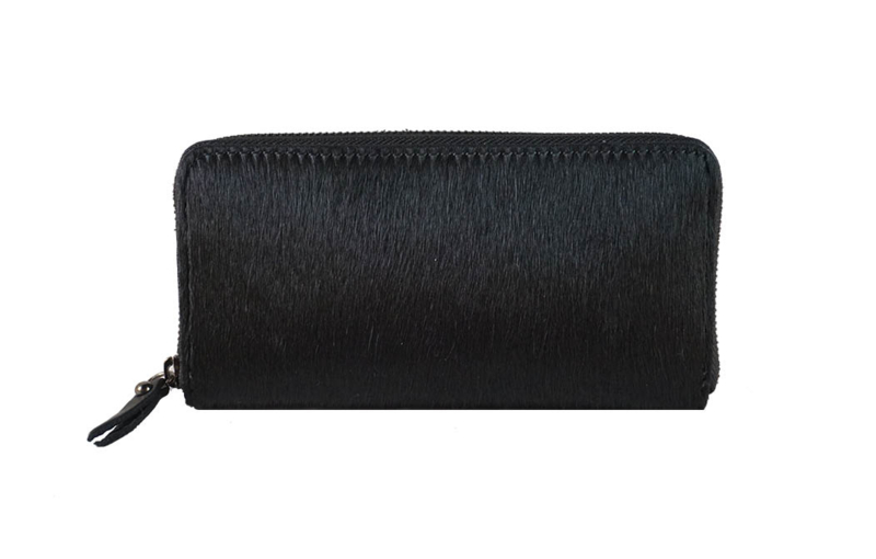 HAIRY WALLET BLACK