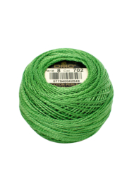 DMC Pearl Cotton on a Ball, Small - Size 8 - 10 gram, Color 702