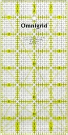 Prym Omnigrid Liniaal - 4 x 8 inch