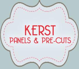 Kerst Panels & Pre-cuts