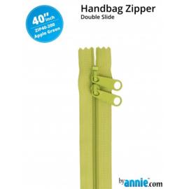 """ZIP40-200 - APPLE GREEN - 40"""""""
