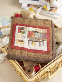 Tijdschrift:  Quilt Country Nr. 63 - Couleurs d'Hiver
