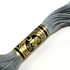DMC borduurgaren Mouliné - Kleur: 169