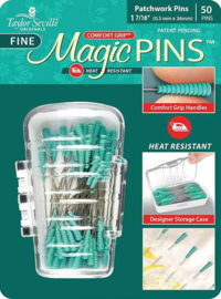 Taylor Seville - Magic Pins - Quilting- EXTRA FIJN - 50 stuks