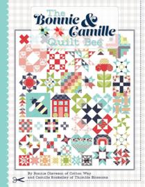 Boek: 'The Bonnie & Camille Quilt Bee'