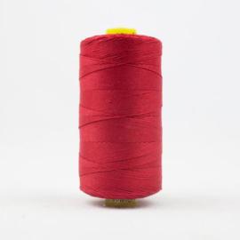 Wonderfil Spagetti - SP01, Bright Warm Red - 400 meter