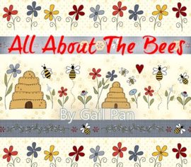 'All About The Bees' by Gail Pan