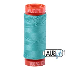 Aurifil Quiltgaren- MAKO 50 - 200 meter - Kleur: 1148 - Light Jade