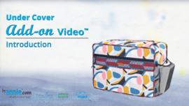 Patroon: 'Under Cover' - Naaimachine Beschermhoes - by Annie - BPA289
