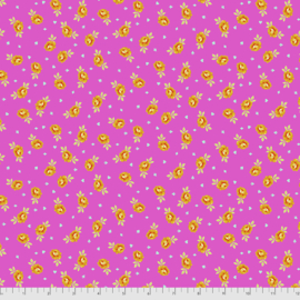 Tula Pink - Curiouser & Curiouser - Baby Buds - PWTP167.WONDER