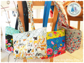 Workshop: Just4Fun Bag - Zaterdag 22 augustus - 09:30 - 15:30 uur