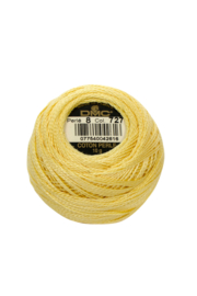 DMC Pearl Cotton on a Ball, Small - Size 8 - 10 gram, Color 727