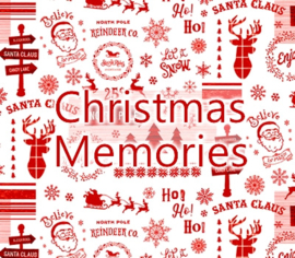'Christmas Memories' by Lucie Crovatto