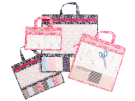 Patroon: 'Project Bag 2.0' - by Annie - PBA206-2