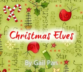 'Christmas Elves' by Gail Pan