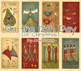 'On the 12th Day' by Anni Downs