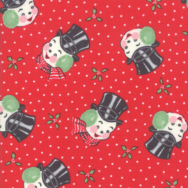 Moda - 'Sweet Christmas' by Urban Chiks - Peppermint - 31152-12