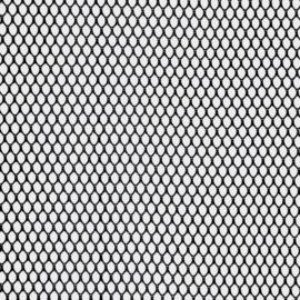 Mesh Fabric - 18 x 54 inch - Black