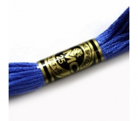 DMC borduurgaren Mouliné - Kleur: 798