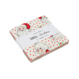 "Moda - 'Swell Christmas'  by Urban Chiks - 5"" Charm Pack"