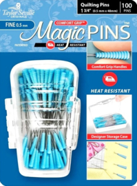 Taylor Seville - Magic Pins - Quilting FIJN - 100 stuks