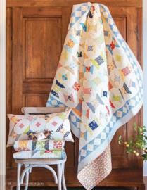 Boek: 'A Scrapbook of Quilts' by Joanna Figueroa & Carrie Nelson