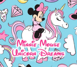 WALT DISNEY - 'Minnie Mouse Unicorn Dreams'