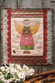 Beloved Angel - Hatched and Patched
